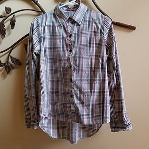 NEW *From BRAZIL!* Check Button Down :)